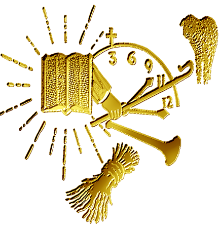 11th Hour Trumpeter Logo with Transparent Background